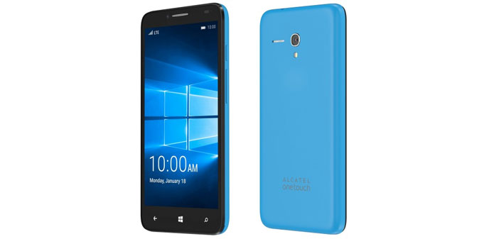 Windows 10 Devices Announced at Mobile World Congress