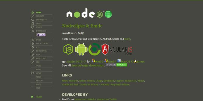 Top 10 Best IDEs for Node.js Development