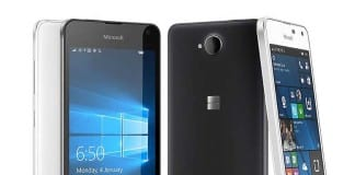 Microsoft Lumia 650 with Windows 10, 5-inch display launched