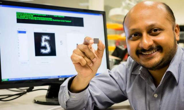 NTU Singapore-Scientists develop smart chip for wireless neural implants