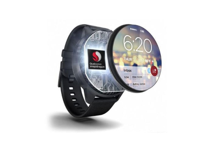 Qualcomm's Snapdragon Wear 2100 SoC is for next-gen wearables