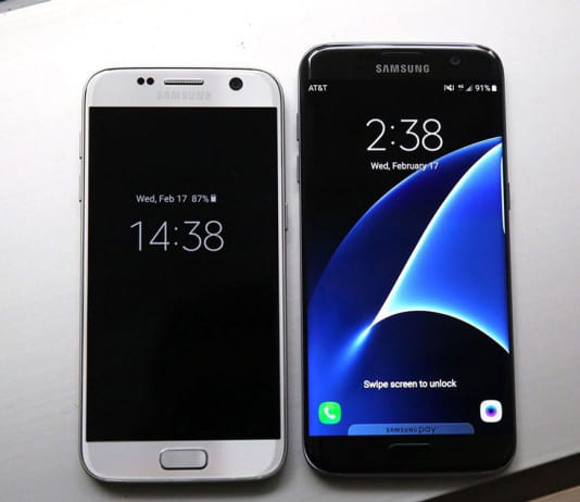 Samsung Galaxy S7 and Galaxy S7 Edge with 4GB RAM launched at MWC 2016