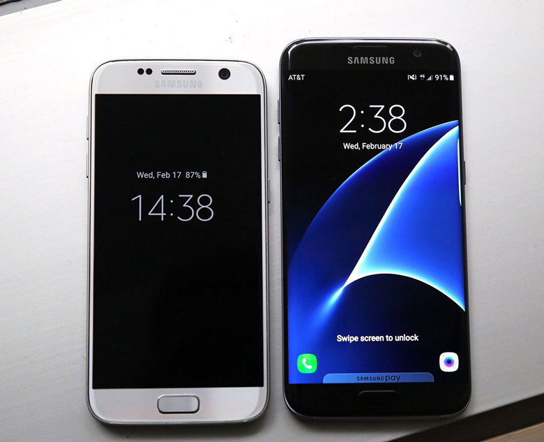 Samsung Galaxy S7 and S7 Edge launching in India on 8 March