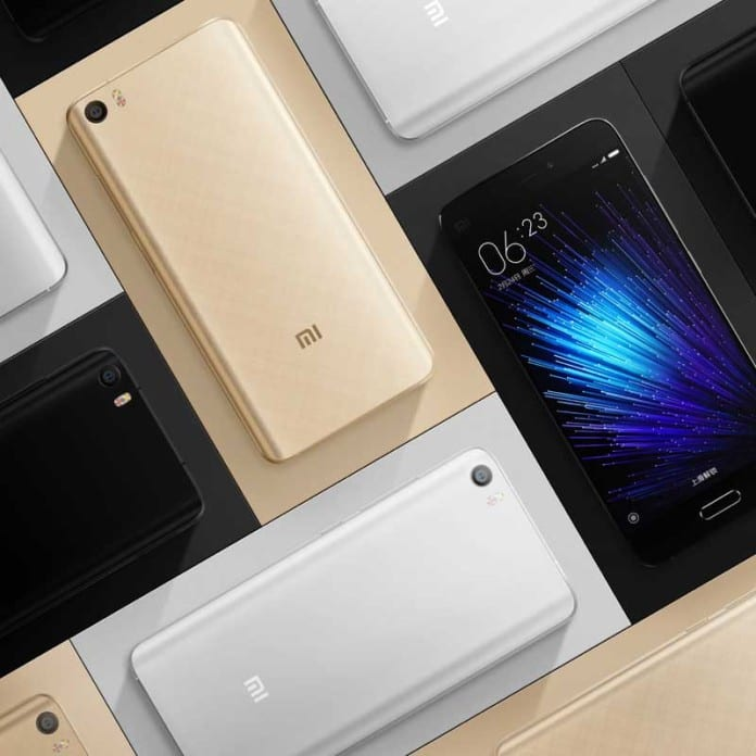 Xiaomi Mi 5 launched at MWC 2016