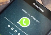 BlackBerry is exploring alternatives to replace WhatsApp