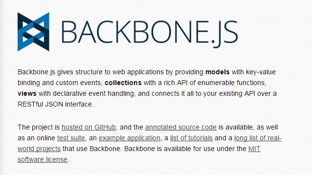 Top 10 Best JavaScript Frameworks for Developers 2016