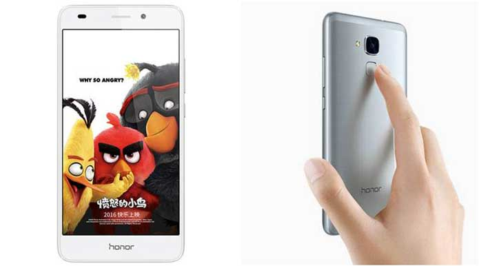 Huawei Honor 5C Launched in India at Rs.10,999 with Kirin 650 and 2 GB RAM