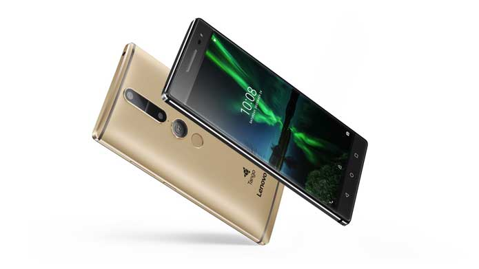 A Beast From Lenovo with Google Project Tango- Lenovo Phab 2 Pro
