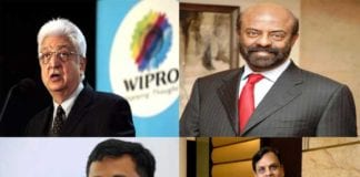 Top 10 Richest Indian Tech Billionaires