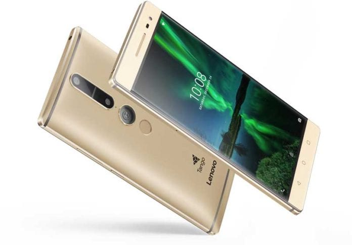 A Beast From Lenovo with Google Project Tango Phone - Lenovo Phab 2 Pro