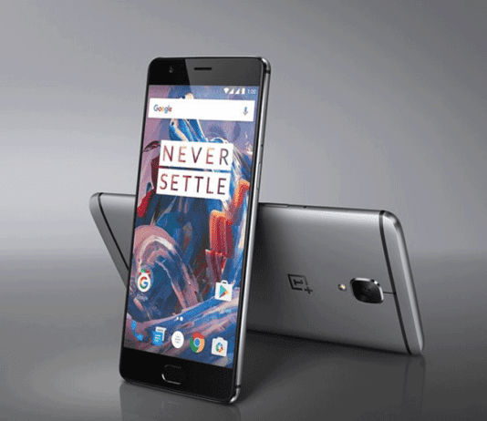 OnePlus 3 with 6GB RAM, SD820 Launched in India at Rs. 27,999