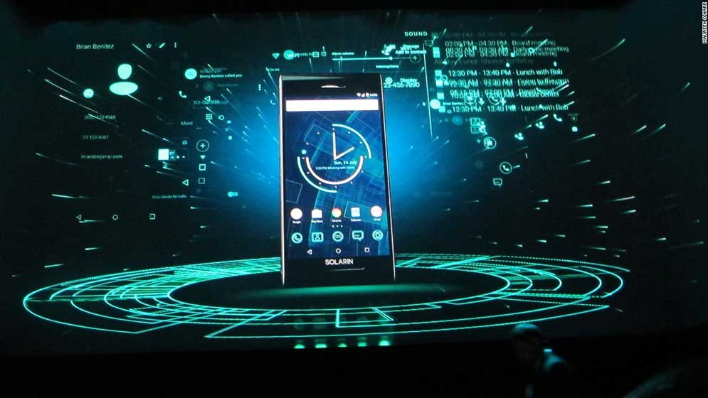 Solarin - the world's most secure Android phone | techcresendo