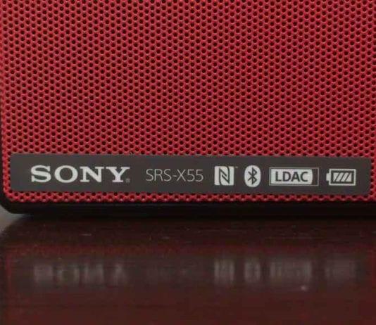 Sony SRS-X55 Bluetooth speaker Full review