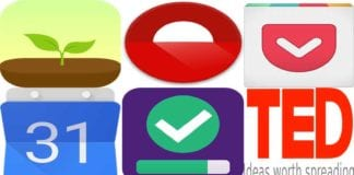 Here are 10 apps you should download – there is an app for everything that college student need