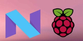 Google's latest Operating System Android Nougat lands on the Raspberry Pi