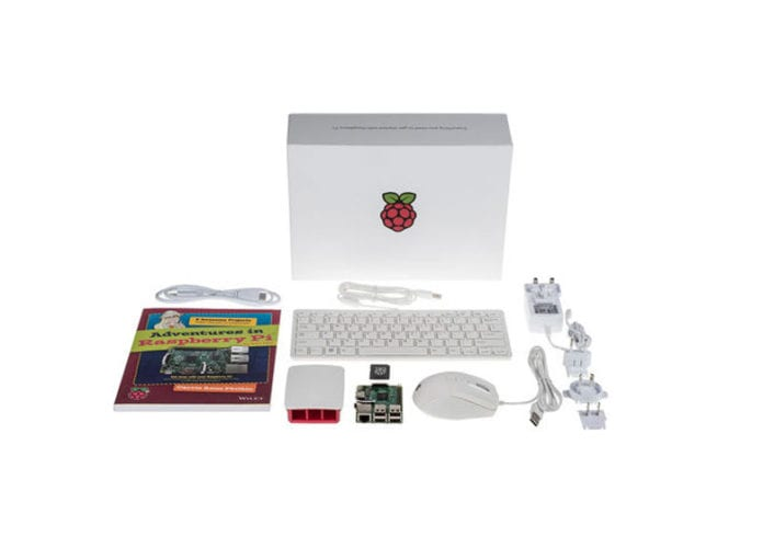 Raspberry Pi has announced the successful sale of 10 million computers, Celebrates With Official Starter Kit