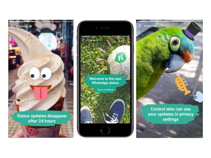 WhatsApp launches Status updates that vanish after 24 hours