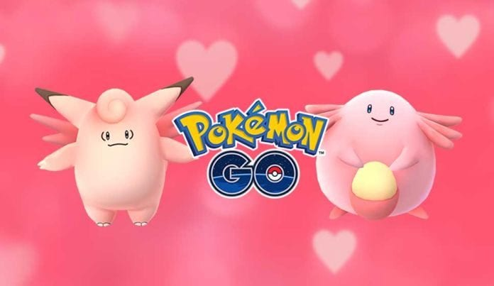 Pokemon Go lover will get more exciting Pokemon on this Valentine's day