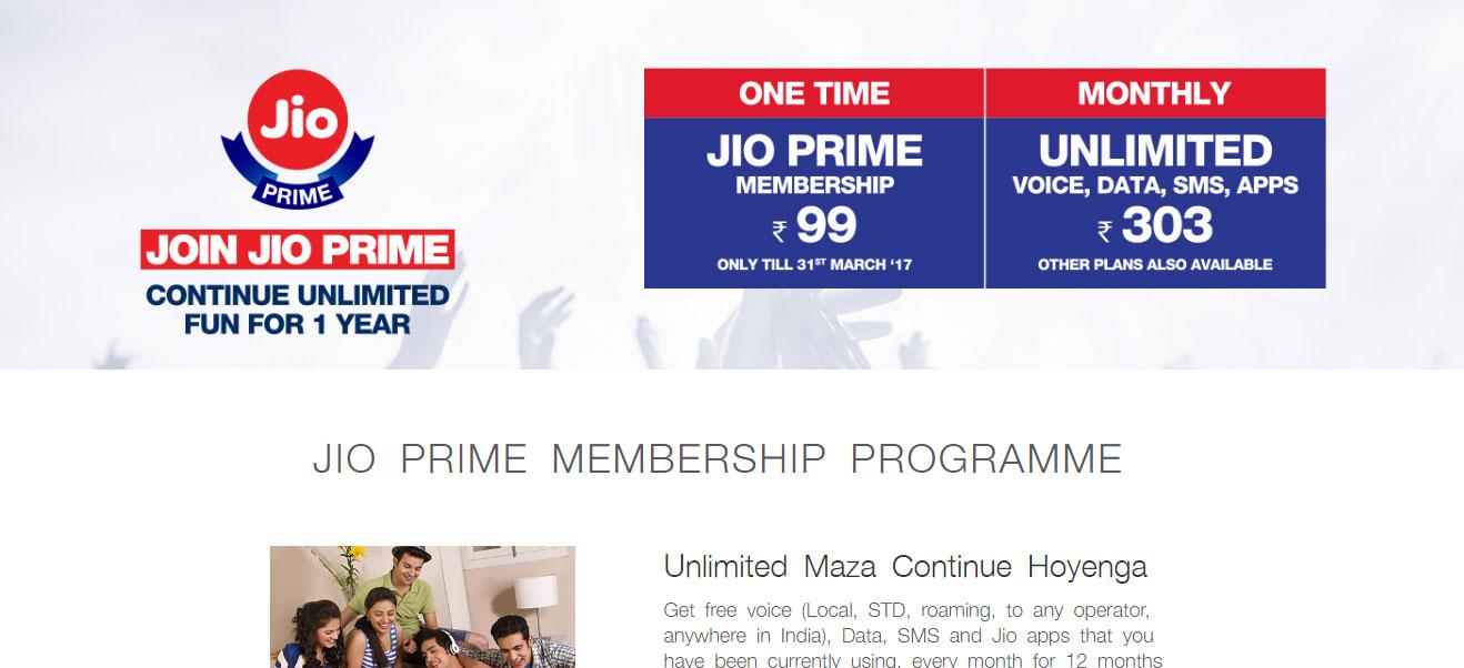 Reliance Jio Prime Membership Plan: Everything You Need To Know