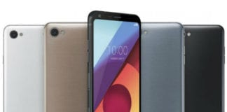 LG Q6 series officially aAnnounced With 5.5″ FullVision 18:9 Display and Snapdragon 435 SoC