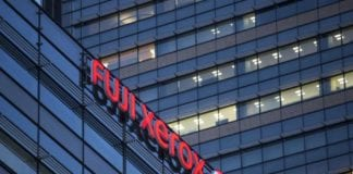 Xerox, Now handover to Fujifilm a holdings corporation