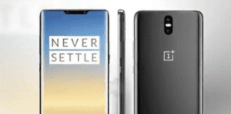 OnePlus 6: Specifications Sheet Leaks
