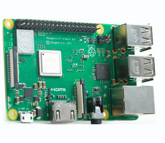Raspberry Pi 3 Model B Plus On Sale For US$35
