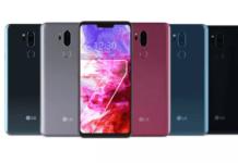 LG G7 Image leak