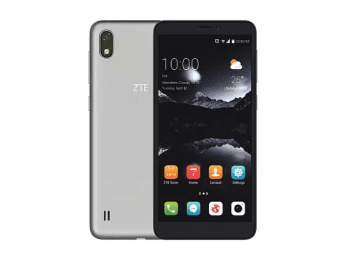ZTE A530 With 18:9 Display Launched: Full Specifications and Price