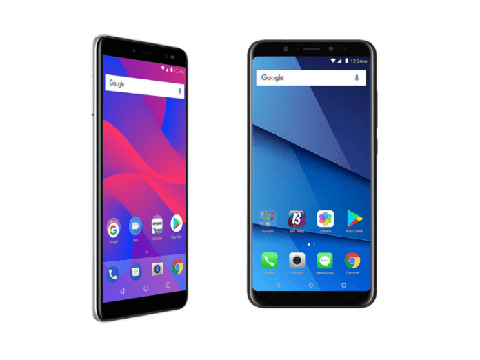 Blu Smartphones: Blu Vivo XL3, Blu Vivo XL3 Plus Sale On Amazon