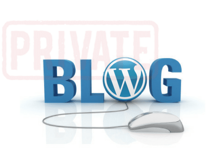 Create A Private WordPress Blog or A Private Post