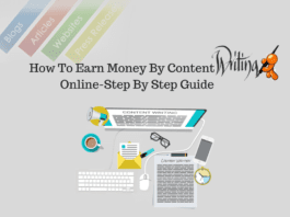 How To Earn Money By Content Writing Online-Step By Step Guide