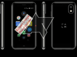 Palm Android Phone Image Leaked : Running Oreo 8.1With 3.3-Inch Display, 800mAh Battery