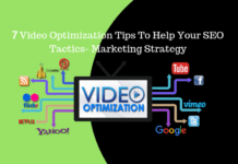 10 Video Optimization Tips To Help Your SEO Tactics- Marketing Strategy