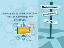 Subdomain vs. Subdirectory vs. ccTLD: Knowledge For Better SEO