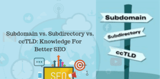 Subdomain vs. Subdirectory vs. ccTLD: Knowledge For Better SEO