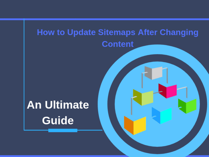 How to Update Sitemaps After Changing Content- An Ultimate Guide