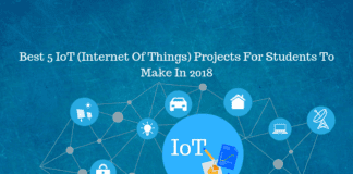 IoT Projects | techcresendo