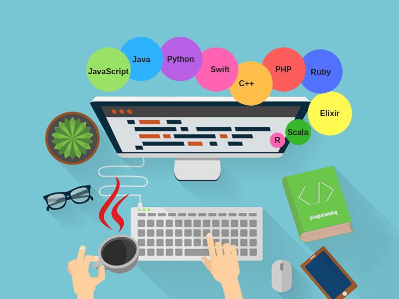 10 Best Programming languages to Learn in 2020 | techcresendo