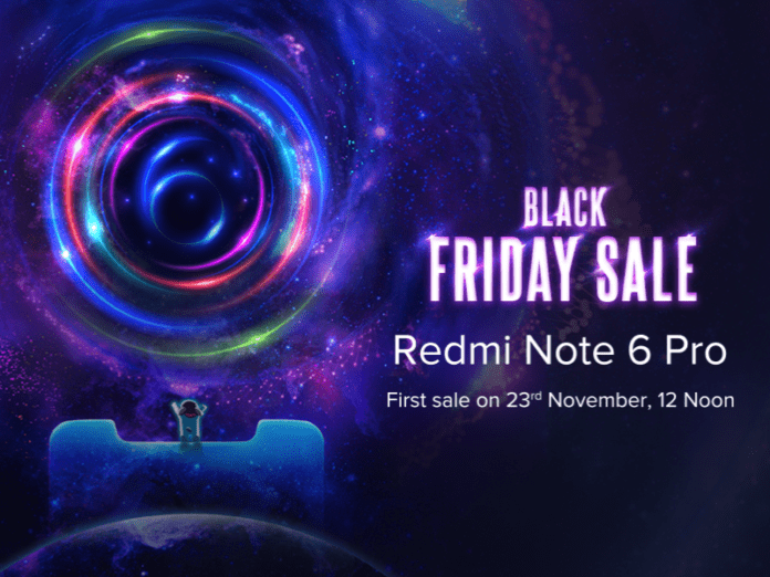 Xiaomi Redmi Note 6 Pro India Launch Set For Today, At12pm IST