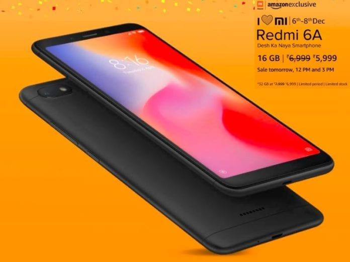 'I Love Mi' Amazon Sale: Xiaomi Smartphones Sale On Amazon India From December 6