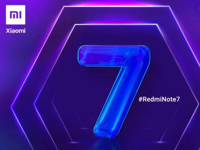 XiaomiRedmi Note 7 India Launch Teased by Flipkart Ahead of February 28, 12 Noon. Here is everything you need to know.