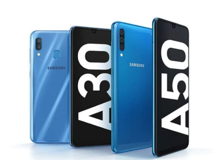 Samsung Galaxy A30, Galaxy A50 With 6.4-inch Infinity-U display unveiled: Specifications