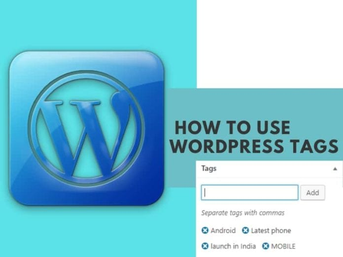 How To Use WordPress Tags And Organize Them In A Proper Way