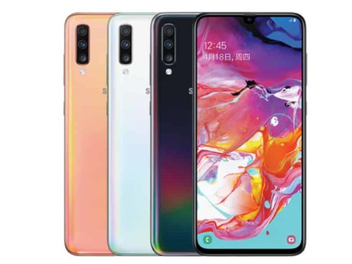 Samsung Galaxy A70 Price Revealed In China, start around Rs. 31,000