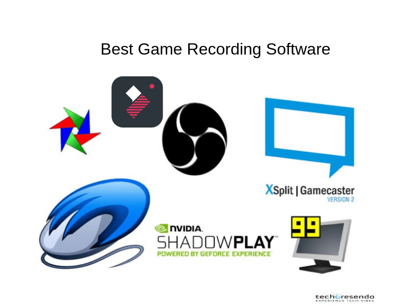 Game Recording Software Best Free Screen Recorder For Windows Pc